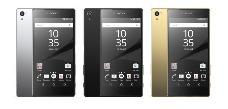 Sony annuncia la nuova gamma Xperia Z5