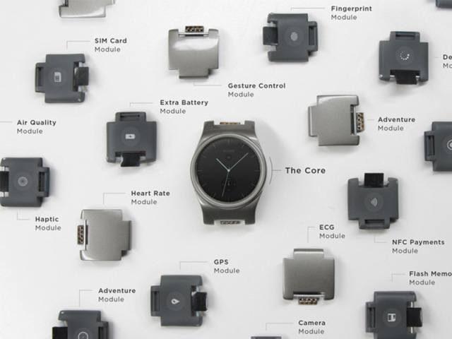 Blocks, in arrivo uno smartwatch modulare