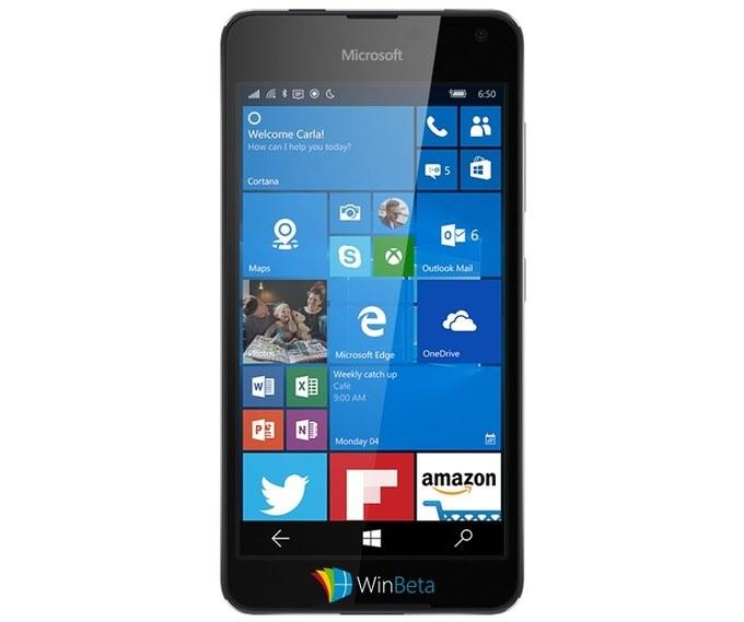 Microsoft Lumia 650, ancora una foto ma nulla sulla data di uscita