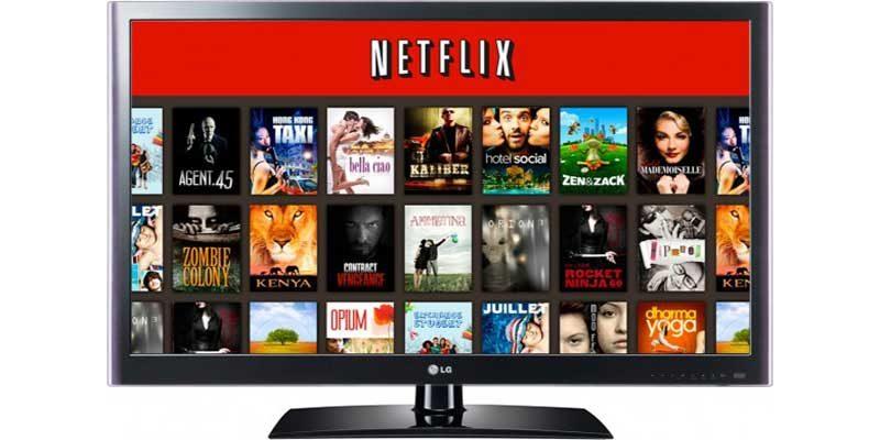 scaricare netflix su smart tv samsung