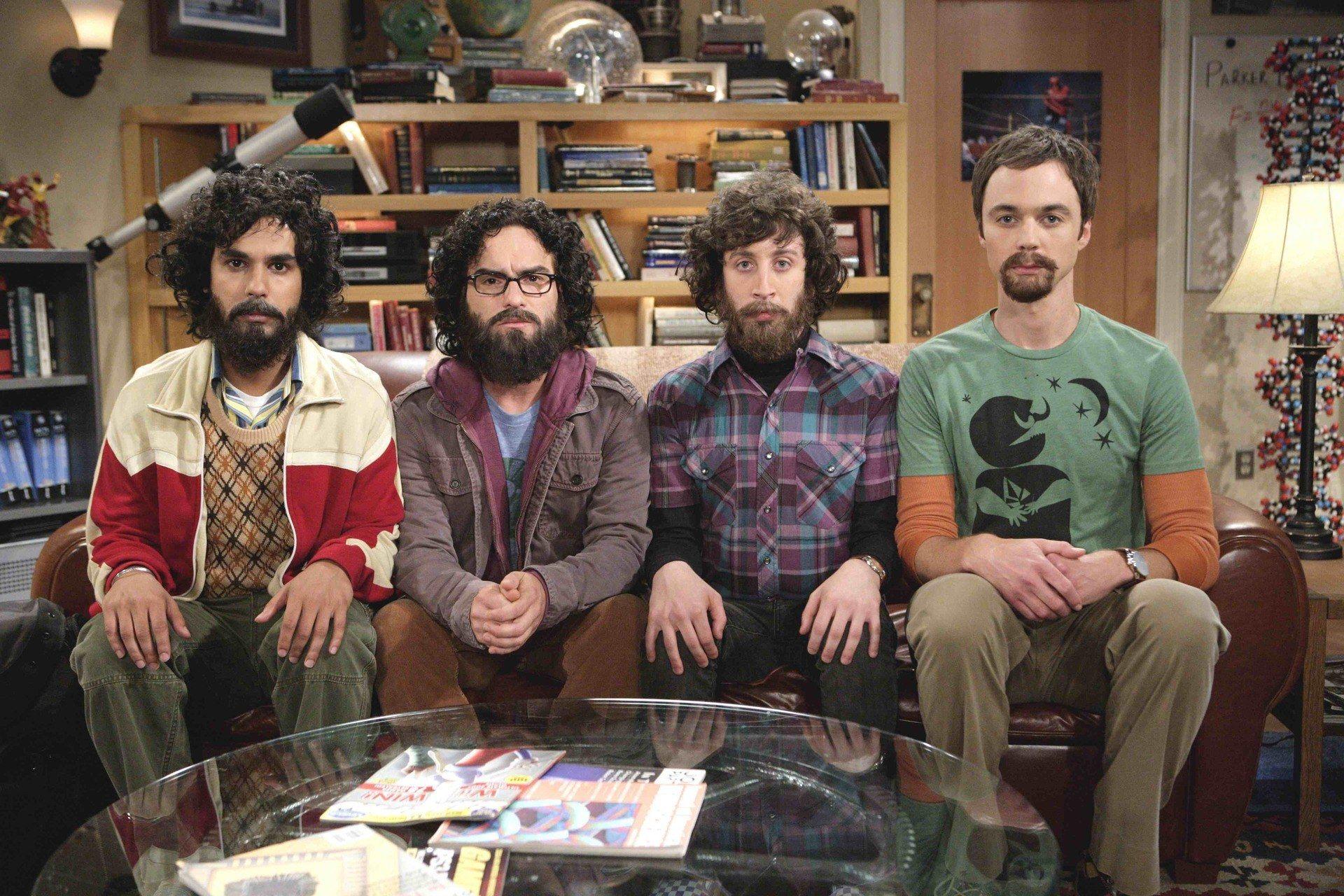 """Nona stagione di """"The Big Bang Theory"""" in anteprima esclusiva italiana su Infinity"""
