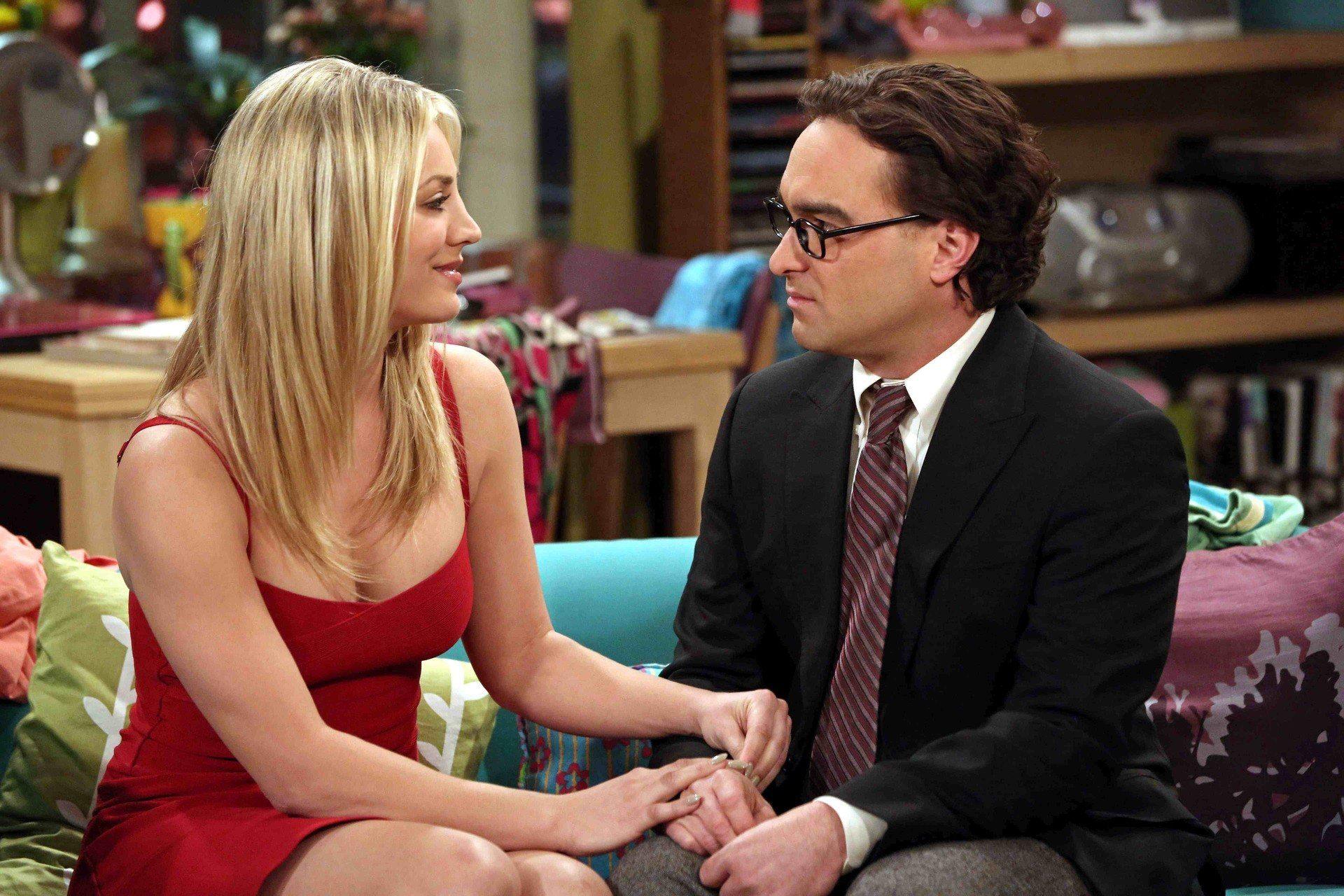 The Big Bang Theory su Infinity 2