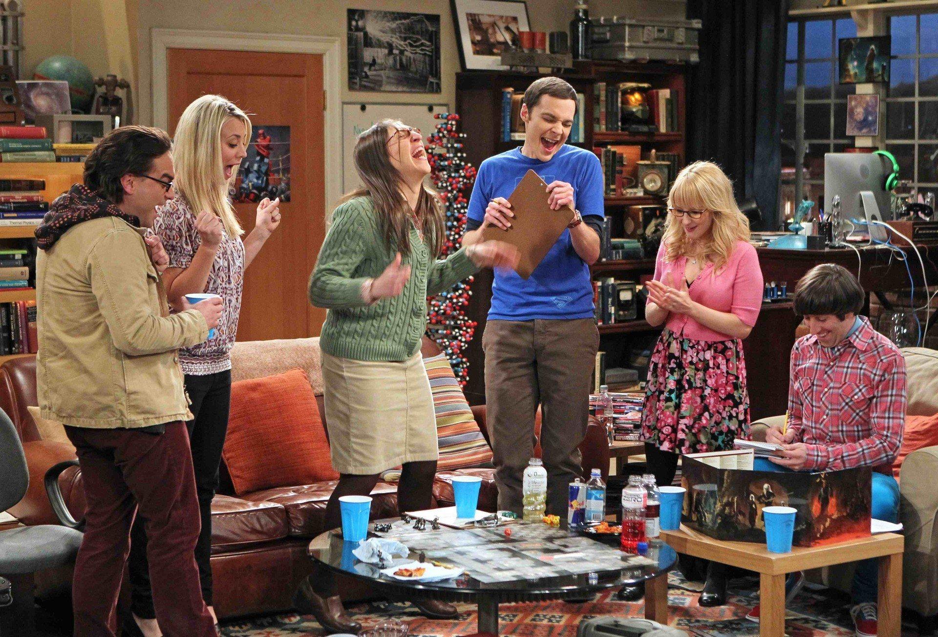 The Big Bang Theory su Infinity 1