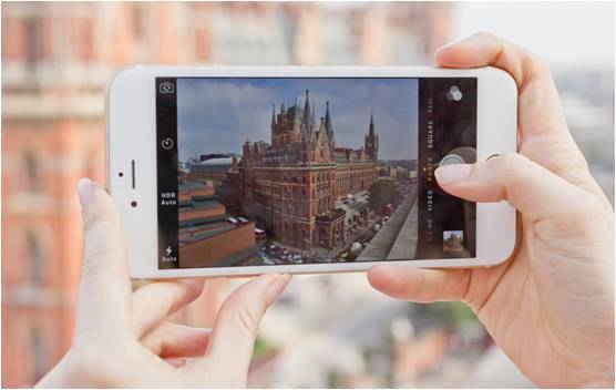 Apple iPhone 6S Plus, prime prove con video 4K