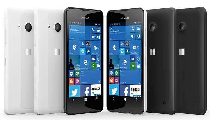 Microsoft Lumia 550 preordinabile a 129,90€