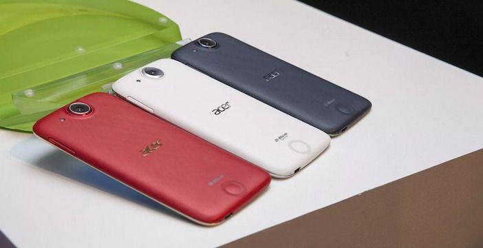 Acer Liquid Jade Primo: smartphone Windows 10 in arrivo a dicembre