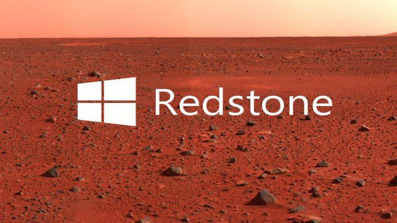 Windows 10 Redstone Preview Build sarà lanciata presto