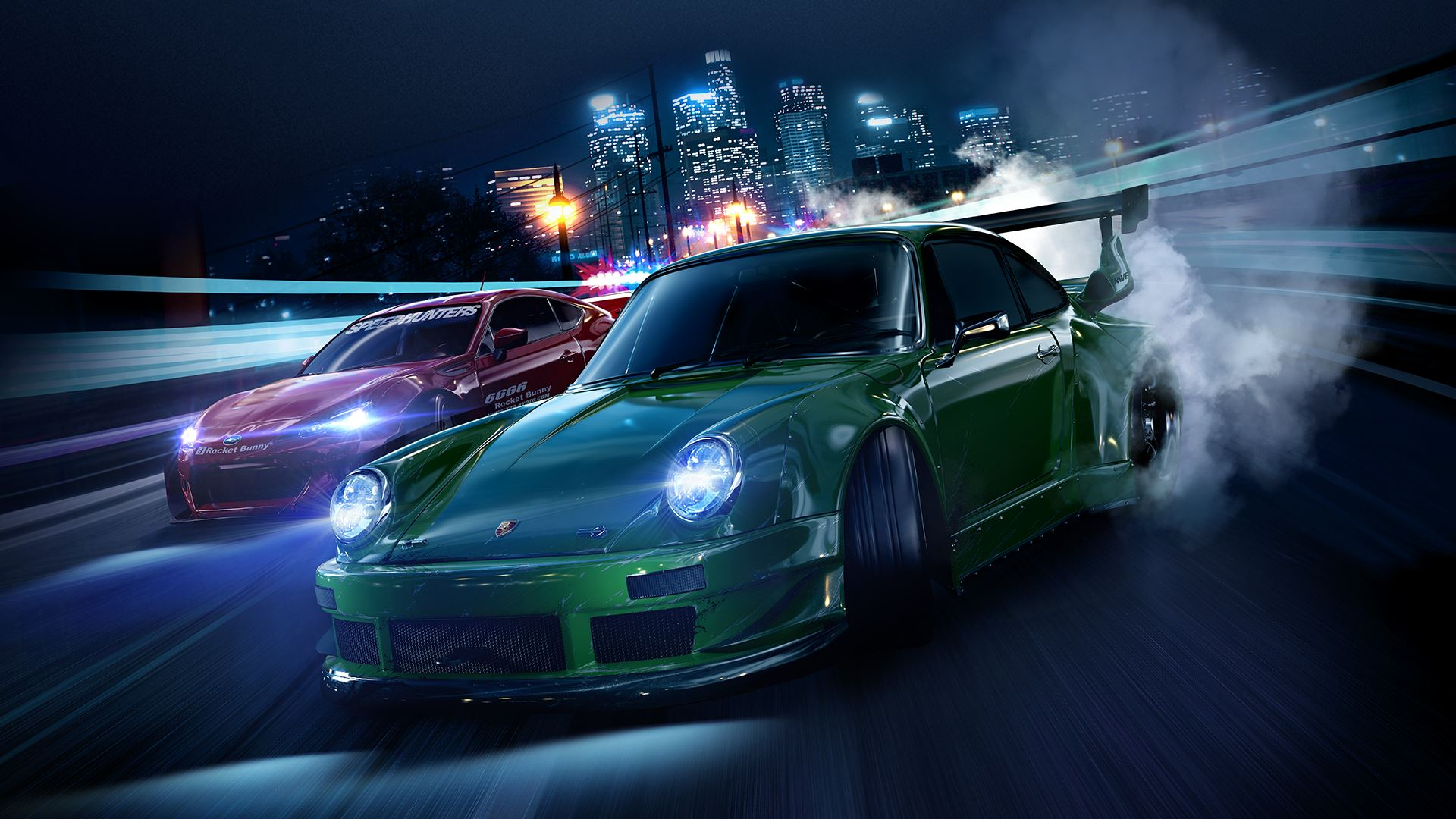 Need for speed: in arrivo 11 nuove vetture
