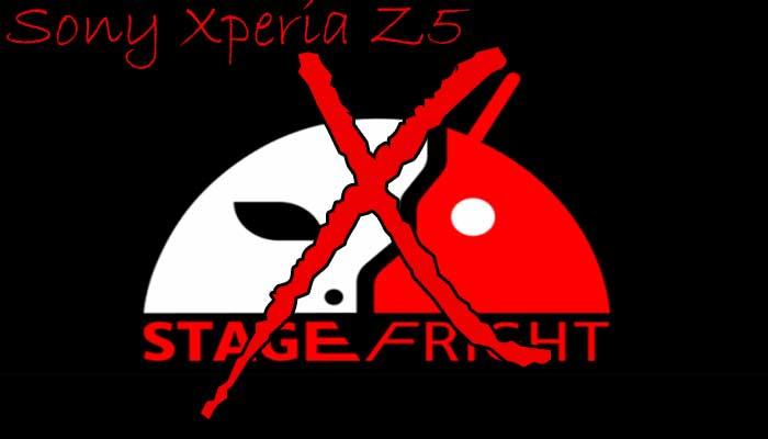 Aggiornamento Android Xperia Z5 e Z5 Compact: scongiurata minaccia Stagefright