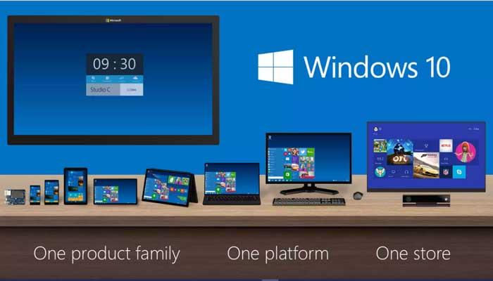 Windows 10,  i numeri di un record assoluto raccolti in un video di un minuto
