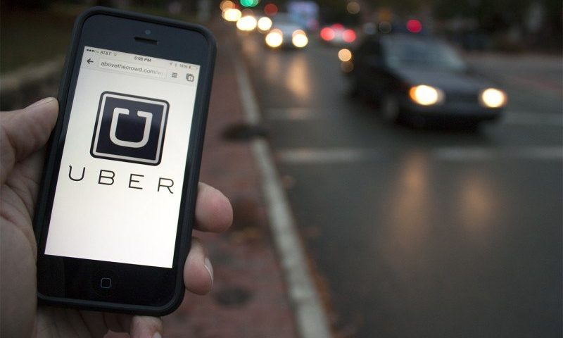 Il nuovo aggiornamento di Uber rende più semplice la valutazione del conducente