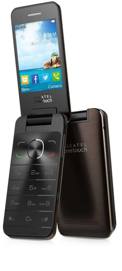 Alcatel OneTouch presenta la gamma di feature phone