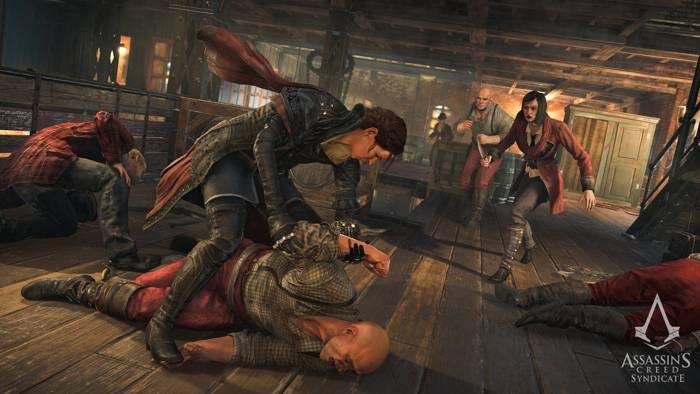 Assassin's Creed Syndicate a 39,99€ solo per oggi grazie al Black Friday