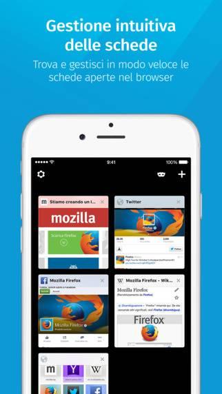 Mozilla Firefox per iOS è finalmente disponibile. Uno dei migliori browser arriva su iPhone ed iPad