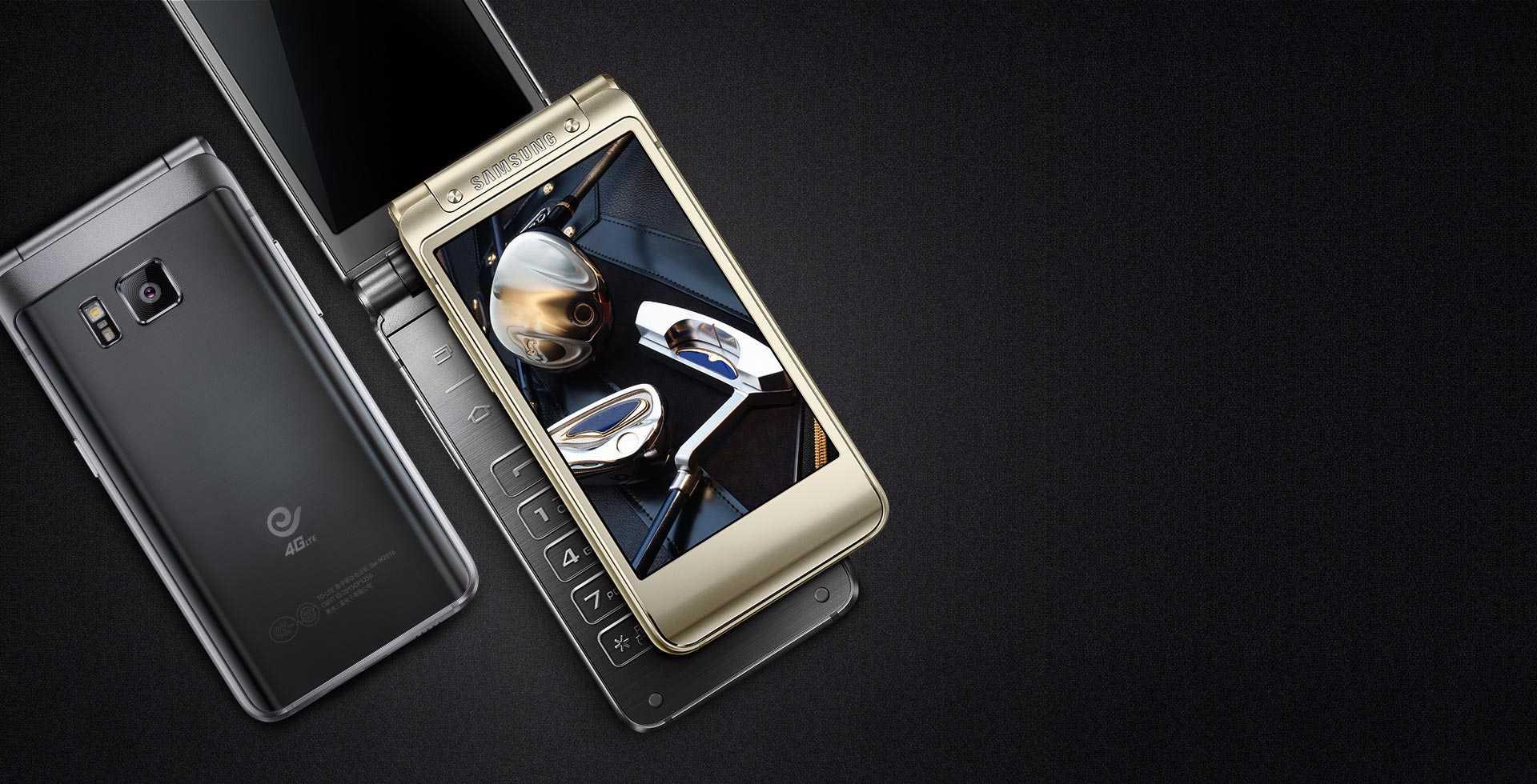 Samsung a conchiglia è ufficiale: Exynos, 3 GB di Ram e Lollipop