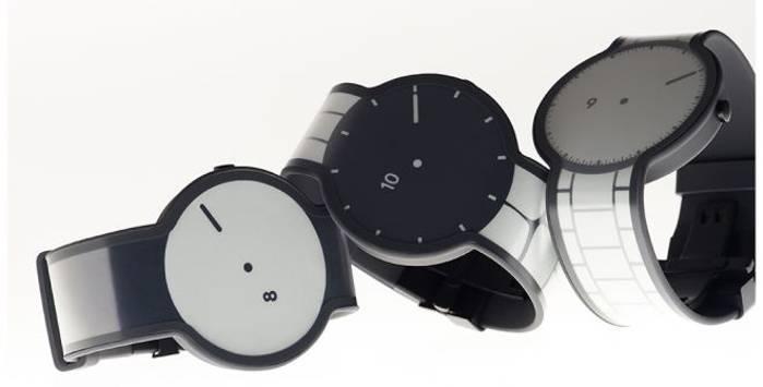 FES Watch, l'orologio della Sony con display e cinturino e-paper