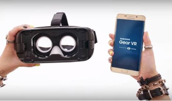 Samsung Gear VR fa registrare il tutto esaurito. E' boom per la realtà virtuale!