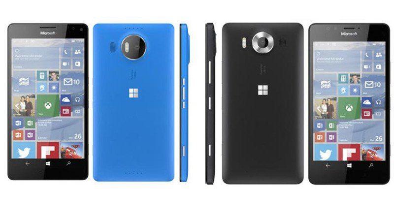 Microsoft Lumia 950 passa una serie di shock test