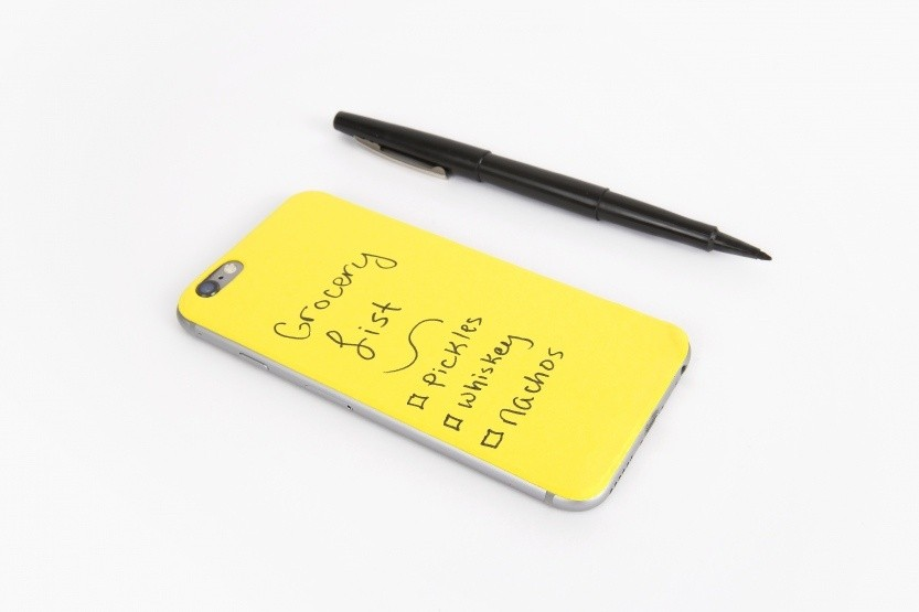 Scrivere a Penna su un iPhone