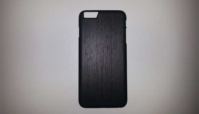 Recensione cover iPhone 6s Plus: Cover-Up #WoodBack