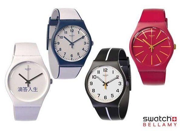 Swatch lancia Bellamy: uno smartwatch NFC per i pagamenti ...