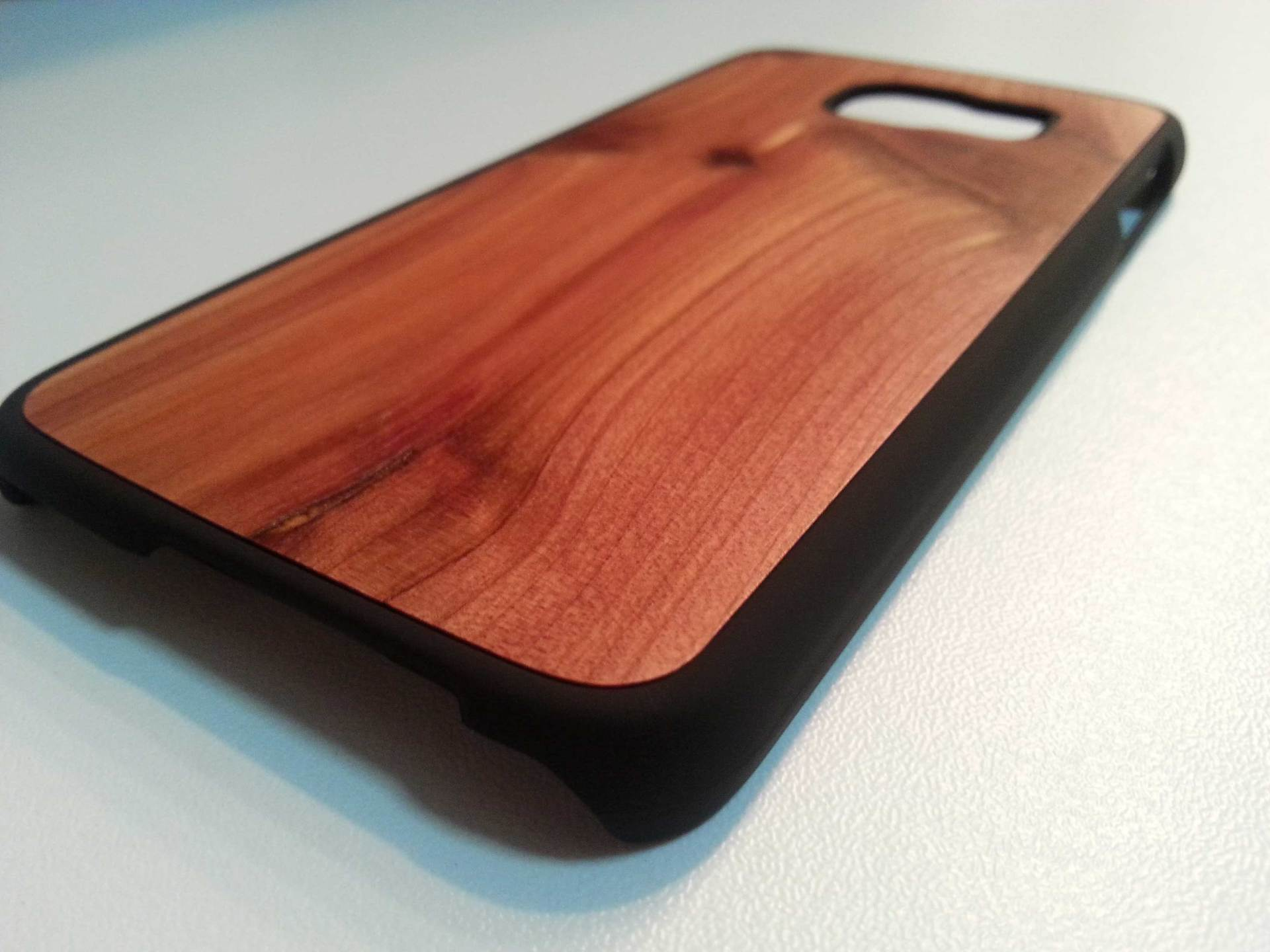 Recensione cover Samsung Galaxy S6: Cover-Up #WoodBack