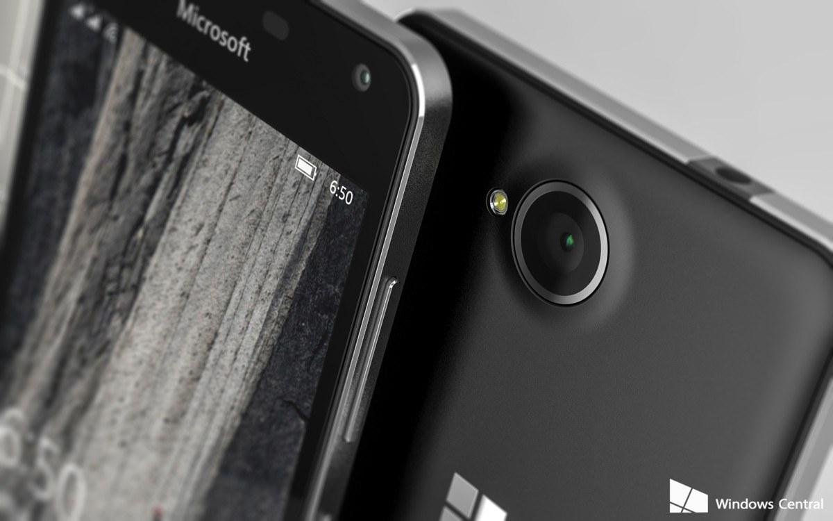 Microsoft Lumia 650 annunciato a breve, nuovo Render