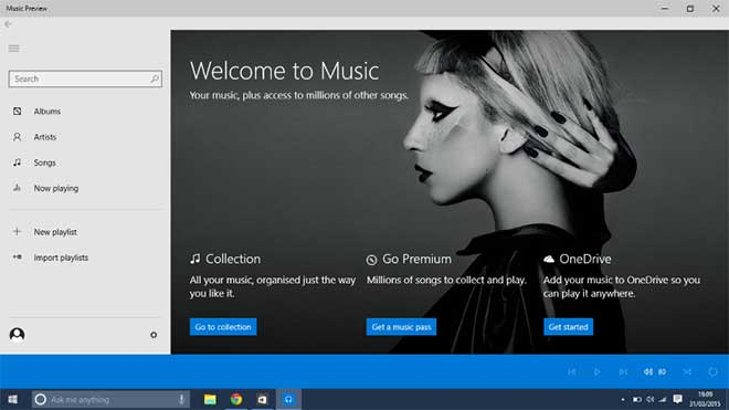 Le 10 miglior app di musica per Windows 10