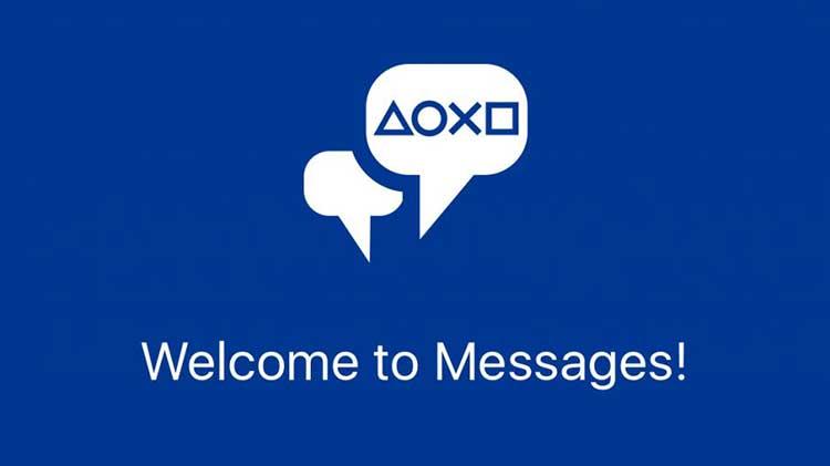 PlayStation Messages: la nuova app per chattare dedicata ai possessori di PS4