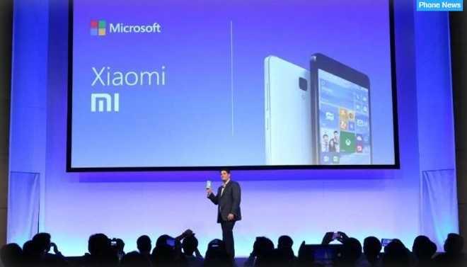 Windows 10 Mobile per Xiaomi Mi 4 ufficiale in settimana
