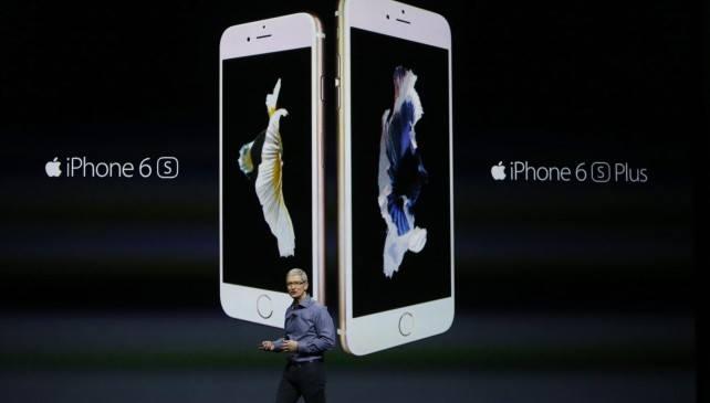 Vendite iPhone in calo, forse nel 2016
