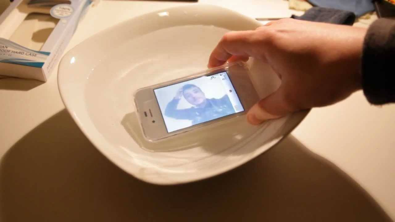 Apple al lavoro per un iPhone Waterproofing