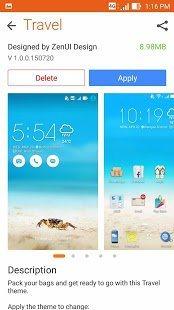 Asus Themes arriva nel Play Store per personalizzare il proprio ZenFone