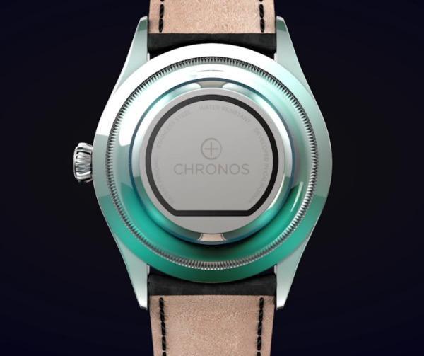 Trasforma ogni orologio in uno smartwatch: arriva Chronos