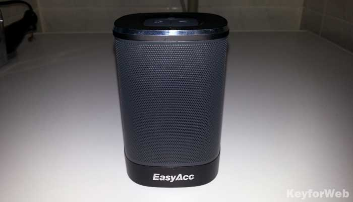 Recensione EasyAcc DP100 Speaker Bluetooth: una bomba pronta a esplodere