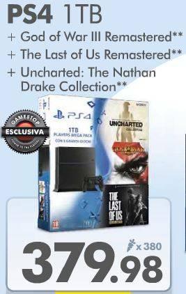 Offerte PlayStation 4
