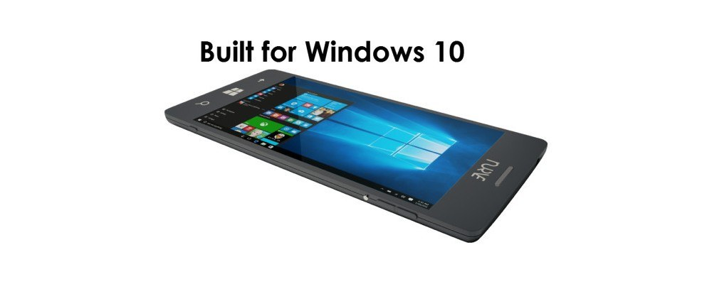 Windows 10, arriva SyncPhone lo smartphone computer
