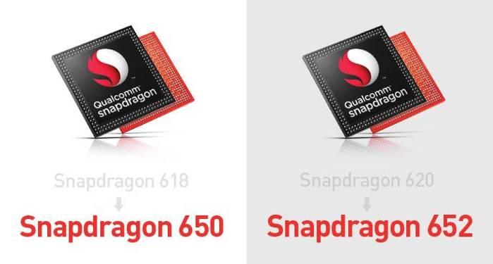 Snapdragon 650 e 652 i nuovi nomi scelti per evidenziare i chip 618 e 620 di Qualcomm