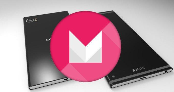 Android 6.0 su Sony Xperia Z5, si aggiorna tutta la serie