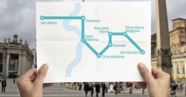 Uber: da oggi attiva la Linea U a Roma per il Giubileo