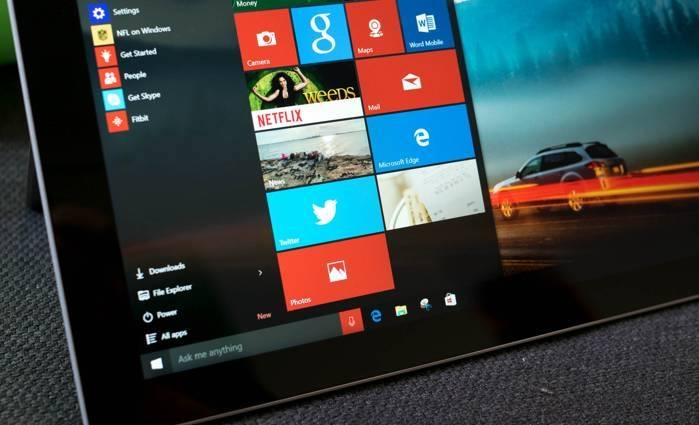Microsoft Surface in ritardo rispetto a Redstone 2