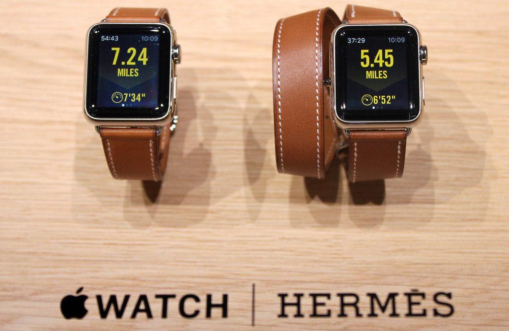 Apple Watch considerato uno dei wearable più lussuosi
