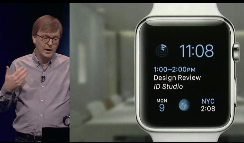 Apple Watch è tra gli orologi più precisi, lo afferma Kevin Lynch