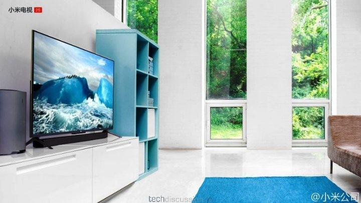 Xiaomi Mi TV 3: l'Apple cinese lancia mega smart TV da 70 pollici