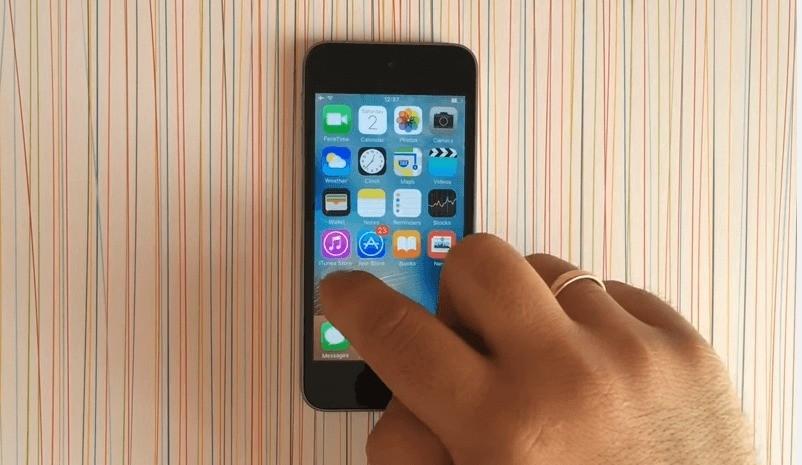 iOS 9: come nascondere le applicazioni di sistema