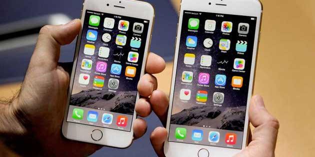 iPhone 6s e iPhone 6s Plus sono i migliori smartphone 2015 per prestazioni