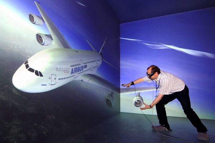 Realtà virtuale, anche Apple in gioco?