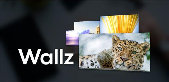 Wallz, un'immensa libreria di sfondi gratuiti per Android e iOS
