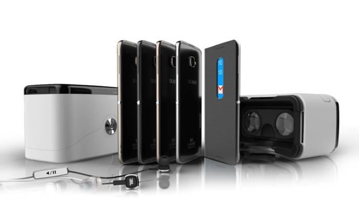 Alcatel Idol 4s: Windows 10 Mobile e realtà virtuale a portata di terminale