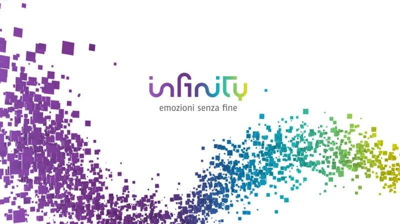 Infinity annuncia tutte le novità di marzo